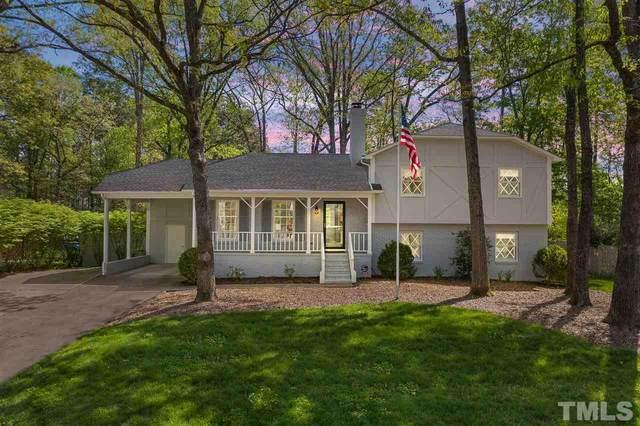 413 Colony Woods Drive, Chapel Hill, NC 27517 (#2379173) :: Steve Gunter Team