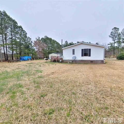 409 W Fourth Street, Kenly, NC 27542 (#2379224) :: Choice Residential Real Estate