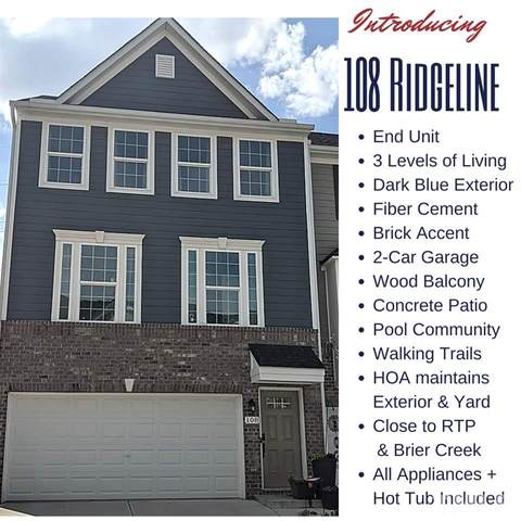 108 Ridgeline Court, Durham, NC 27703 (#2379231) :: Choice Residential Real Estate
