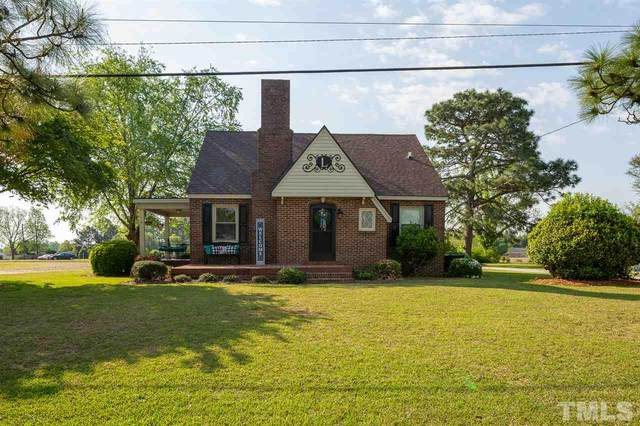 306 Fayetteville Street, Newton Grove, NC 28366 (#2379241) :: Choice Residential Real Estate