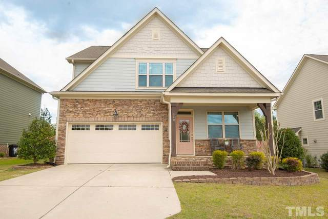 360 Springtime Fields Lane, Wake Forest, NC 27587 (#2379254) :: Triangle Top Choice Realty, LLC