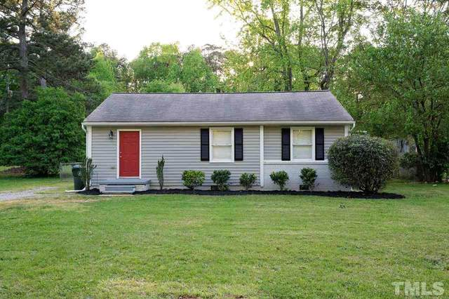 911 Powell Drive, Garner, NC 27529 (#2379255) :: Choice Residential Real Estate