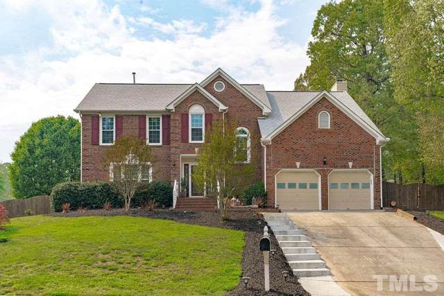 5022 Wineberry Drive, Durham, NC 27713 (#2379274) :: The Perry Group