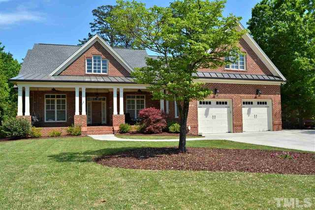 1322 Dogwood Lane, Raleigh, NC 27607 (#2379283) :: Bright Ideas Realty