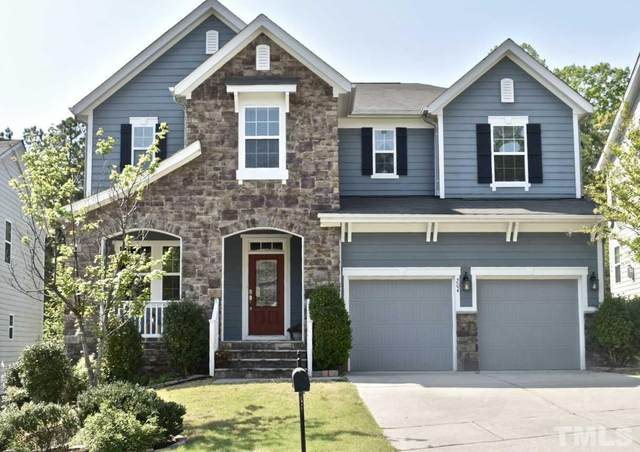204 River Pine Drive, Morrisville, NC 27560 (MLS #2379376) :: The Oceanaire Realty