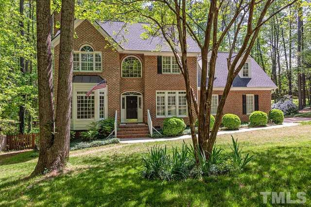 7200 Hayebury Drive, Wake Forest, NC 27587 (#2379386) :: Choice Residential Real Estate