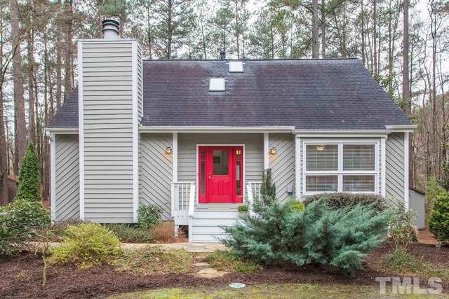 8 Timberlyne Road, Chapel Hill, NC 27514 (#2379400) :: Dogwood Properties