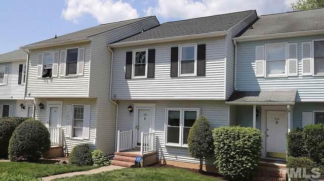 526 Finley Street, Durham, NC 27705 (#2379416) :: Real Estate By Design