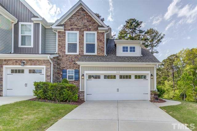 140 Wildfell Trail, Cary, NC 27513 (#2379422) :: Bright Ideas Realty