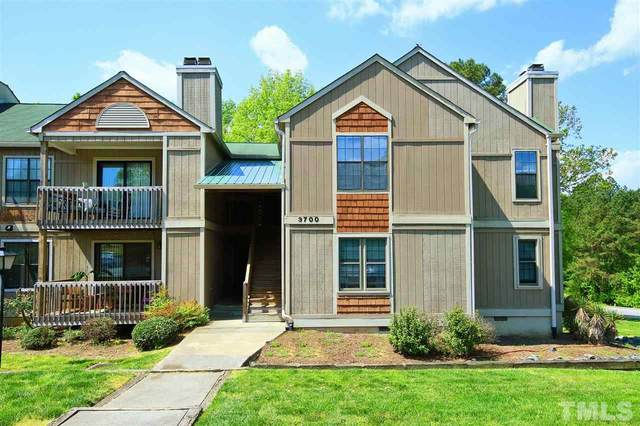3700 Chimney Ridge Place #3, Durham, NC 27713 (#2379441) :: Triangle Top Choice Realty, LLC