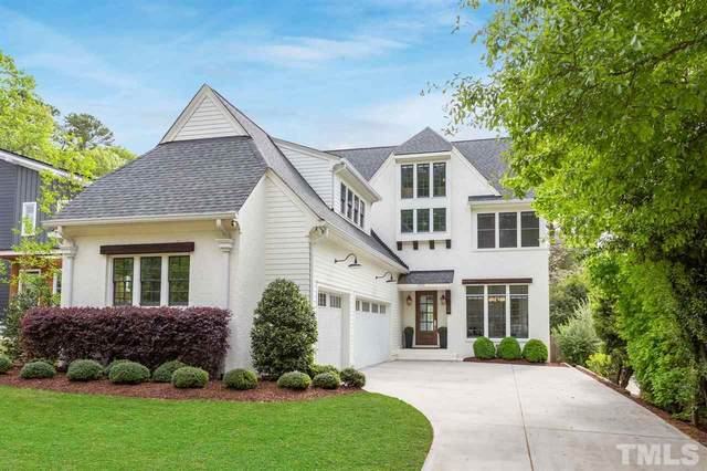 1010 Canterbury Road, Raleigh, NC 27607 (#2379443) :: The Perry Group