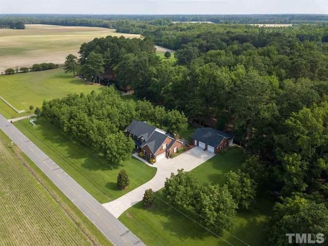 684 Alderman Mill Road, Dunn, NC 28334 (#2379451) :: Dogwood Properties