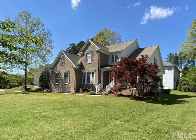 1506 Timber Wolf Drive, Durham, NC 27713 (#2379461) :: Real Estate By Design