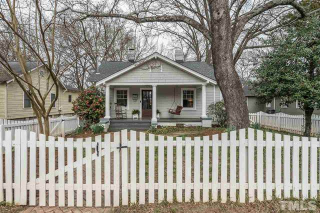 107 E Whitaker Mill Road, Raleigh, NC 27608 (#2379462) :: Bright Ideas Realty