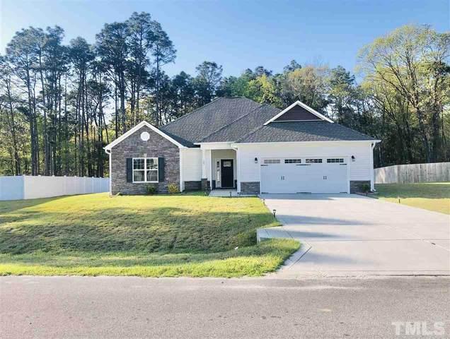 207 Plainfield Drive, Goldsboro, NC 27534 (#2379474) :: Bright Ideas Realty