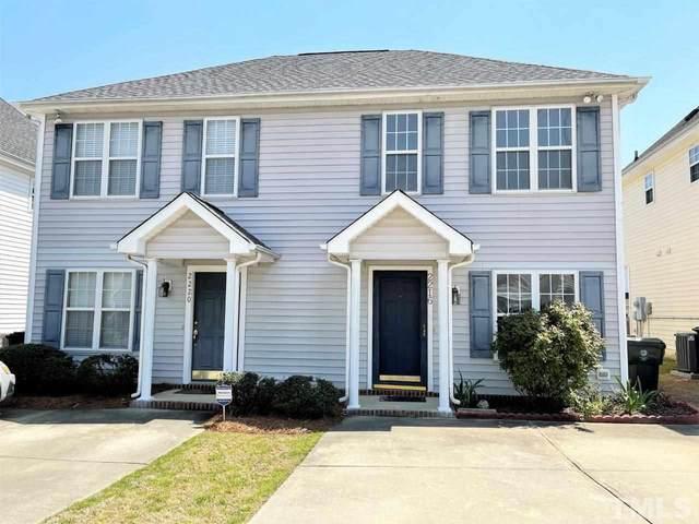 2216 Ventana Lane, Raleigh, NC 27604 (#2379539) :: Triangle Top Choice Realty, LLC