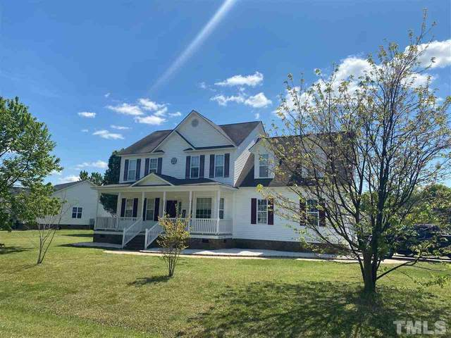 31 Bucking Saddle Way, Willow Spring(s), NC 27592 (#2379562) :: Triangle Top Choice Realty, LLC