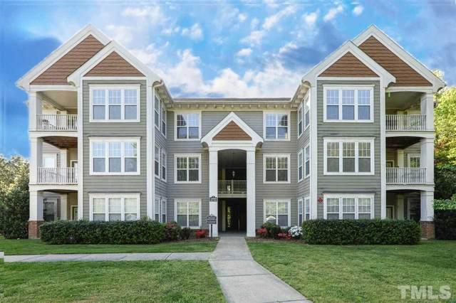 1922 Parkside Village Drive #1922, Clayton, NC 27520 (#2379583) :: Triangle Just Listed