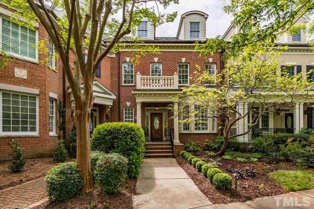 204 Oval Park Place, Chapel Hill, NC 27517 (MLS #2379669) :: The Oceanaire Realty