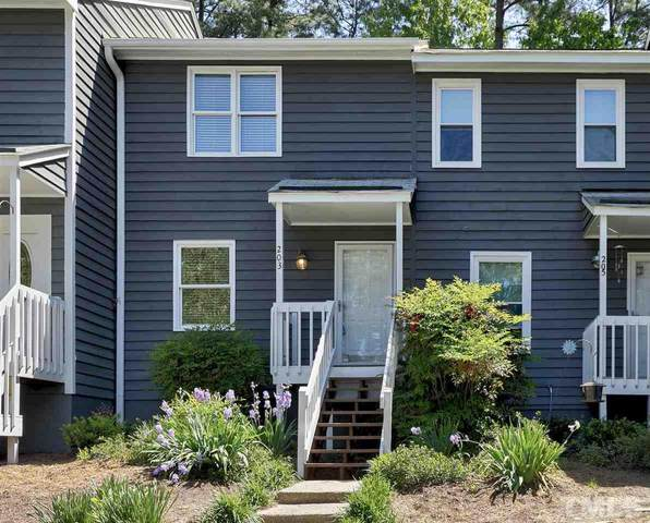 203 Kristin Court, Cary, NC 27513 (MLS #2379670) :: The Oceanaire Realty