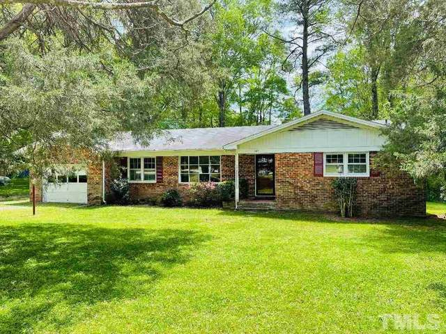 601 Parkview Drive, Durham, NC 27712 (MLS #2379681) :: The Oceanaire Realty