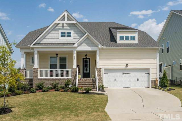 132 Tisbury Drive, Holly Springs, NC 27540 (#2379706) :: Triangle Just Listed