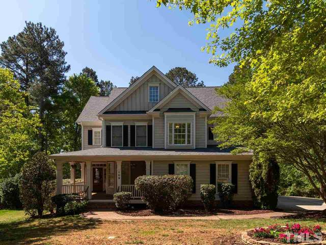 109 Wright Hill Drive, Durham, NC 27712 (#2379714) :: Triangle Just Listed