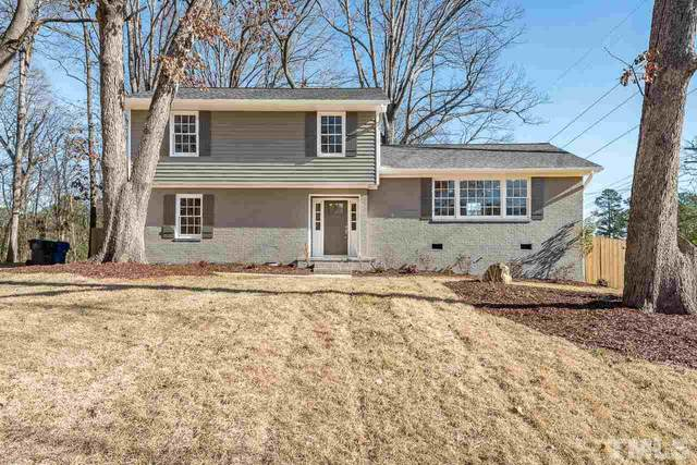 5531 Newberry Drive, Raleigh, NC 27609 (#2379801) :: Triangle Top Choice Realty, LLC