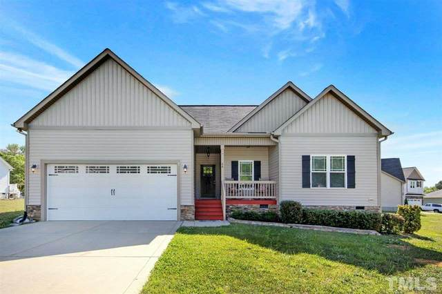 88 Cotton Mill Drive, Zebulon, NC 27597 (#2379808) :: The Perry Group