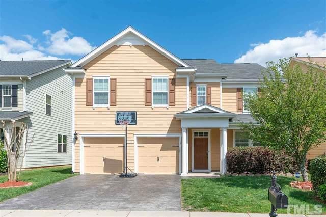 261 Seymour Place, Cary, NC 27519 (#2379860) :: Steve Gunter Team