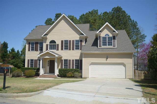 1002 Trafford Court, Apex, NC 27502 (MLS #2379867) :: The Oceanaire Realty