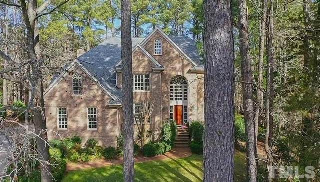 112 Millbrae Lane, Chapel Hill, NC 27514 (#2379893) :: The Perry Group