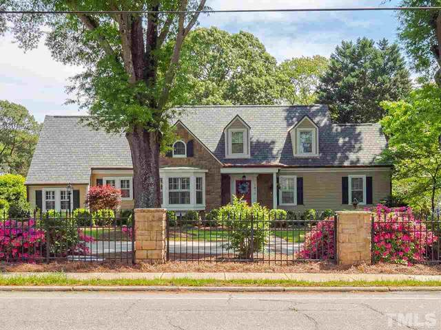 1614 Oberlin Road, Raleigh, NC 27608 (#2379975) :: Marti Hampton Team brokered by eXp Realty