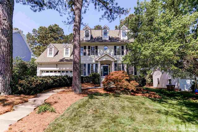 1321 Heritage Club Avenue, Wake Forest, NC 27587 (#2379985) :: Triangle Top Choice Realty, LLC
