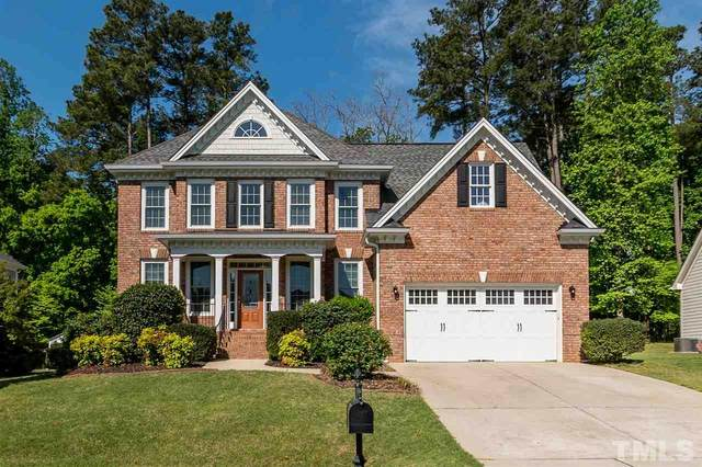 5704 Butter Churn Way, Fuquay Varina, NC 27526 (#2379997) :: Triangle Just Listed