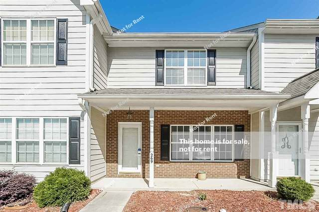 269 Dairy Road, Clayton, NC 27520 (#2380060) :: Dogwood Properties