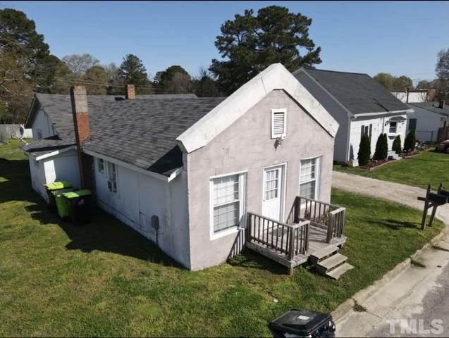 210 W Vance Street, Zebulon, NC 27597 (MLS #2380133) :: The Oceanaire Realty