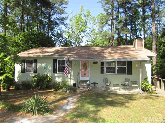 285 Lakewood Drive, Wendell, NC 27591 (#2380174) :: RE/MAX Real Estate Service