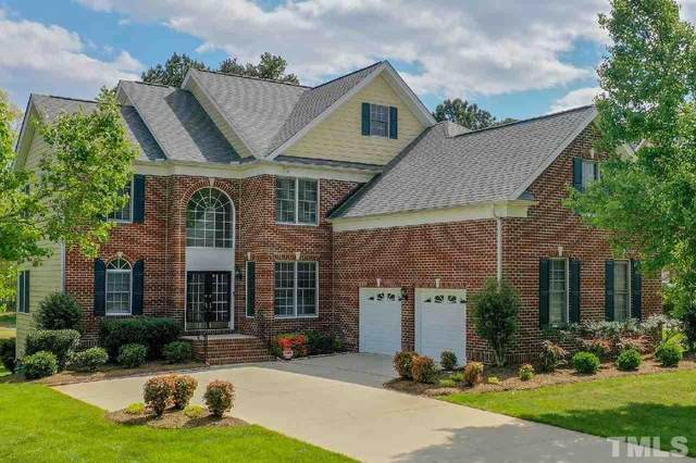 9101 Sanctuary Drive, Raleigh, NC 27617 (#2380186) :: The Perry Group