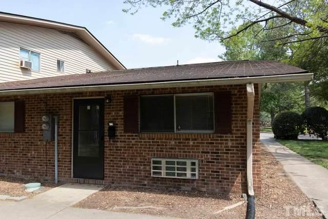 130 S Estes Drive B-7, Chapel Hill, NC 27514 (#2380245) :: Kim Mann Team