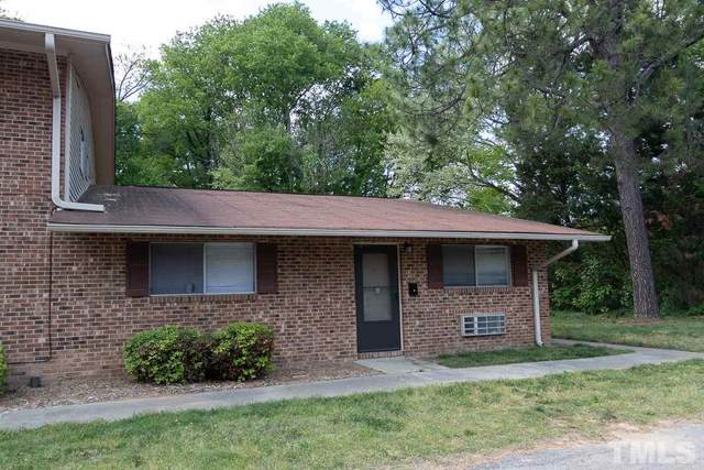 130 S Estes Drive B-1, Chapel Hill, NC 27514 (#2380249) :: Bright Ideas Realty
