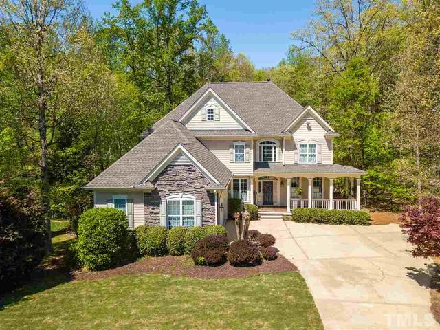 3804 Wesley Ridge Drive, Apex, NC 27539 (#2380283) :: Real Estate By Design