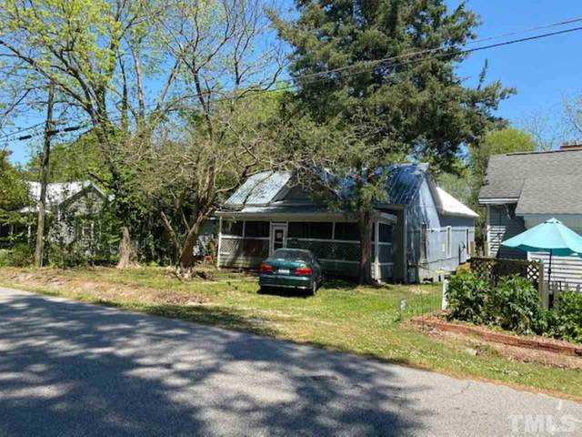 102 N Dunn Street, Angier, NC 27501 (MLS #2380287) :: The Oceanaire Realty
