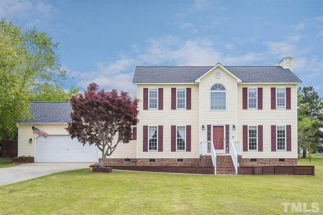 2808 Horsemans Ridge Drive, Clayton, NC 27520 (#2380292) :: Triangle Top Choice Realty, LLC