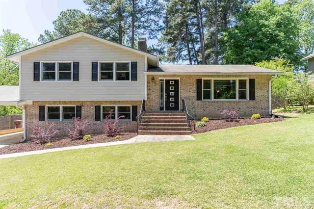 1705 Bellemeade Street, Raleigh, NC 27607 (#2380307) :: Real Estate By Design