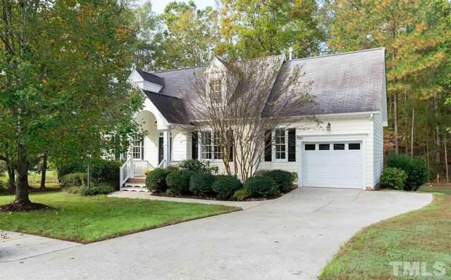 245 Chatham Forest Drive, Pittsboro, NC 27312 (#2380363) :: Kim Mann Team