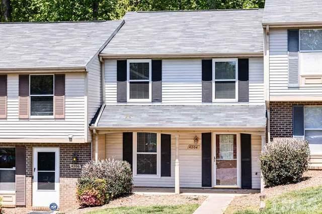 4204 Sterlingworth Drive, Raleigh, NC 27606 (#2380364) :: Steve Gunter Team