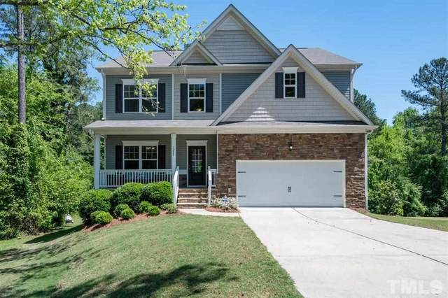 1229 Curtiss Drive, Garner, NC 27529 (#2380378) :: Steve Gunter Team