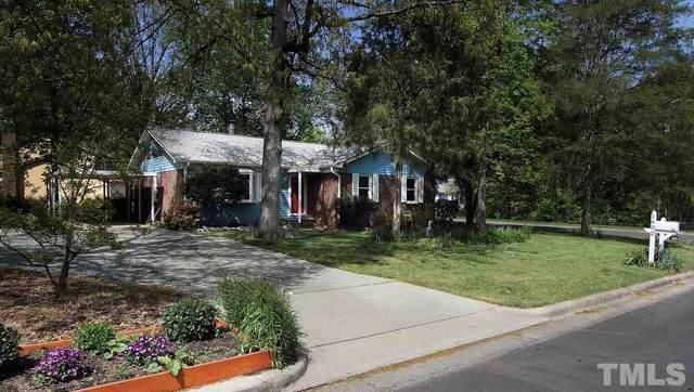 1602 Rowemont Drive, Durham, NC 27705 (#2380403) :: Steve Gunter Team
