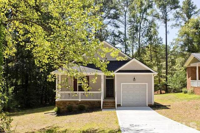 305 W Barrington Street, Dunn, NC 28334 (#2380440) :: Real Estate By Design